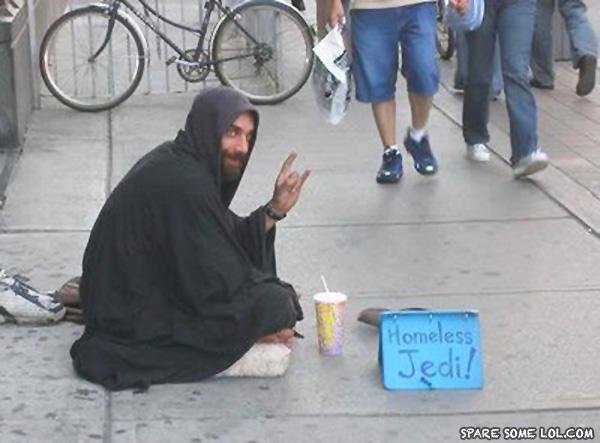 Homelessjedi