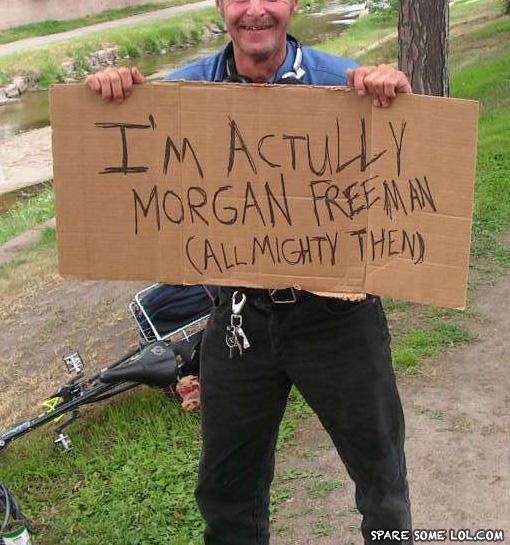 Morganfreman